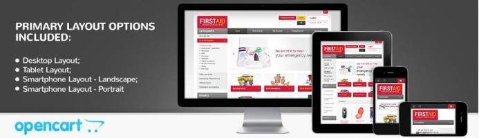 First Aid Responsive Store