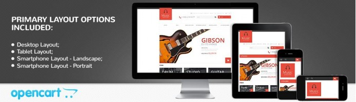 Musical Instruments - Responsive Store