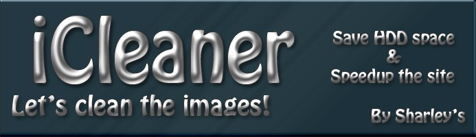 (vqmod) iCleaner (Image Housekeeping Cleaner)