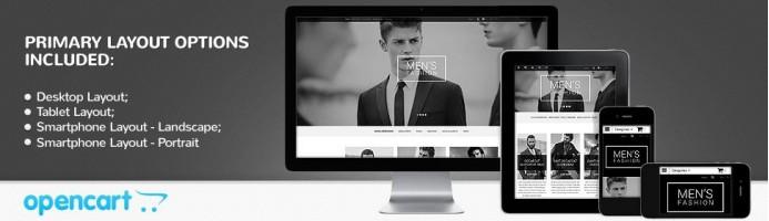 Fashion Store - Responsive 2.0 Theme