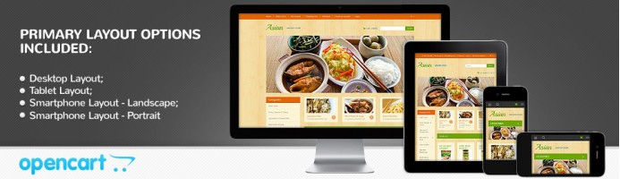 Asian Grocery Responsive Theme