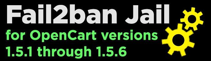 Fail2Ban Jail for OpenCart