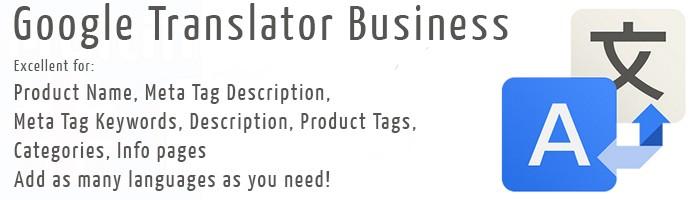 Google Translator Business