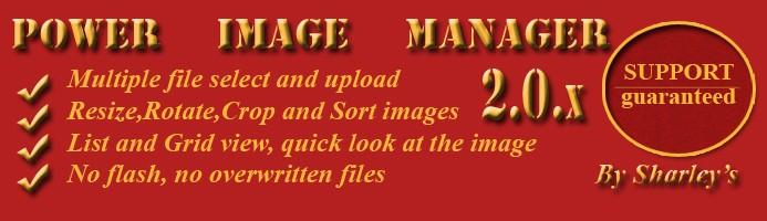 (ocMod) Power Image Manager 2.x -40% SALE!