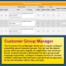 Custom Registration Fields - Customer Groups - Tax id - Company id