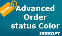 Advanced  Order Status Color(ocmod)