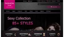 A - Underwear fashion store - Theme 2X
