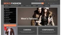 # Men's Fashion brown style theme 2X