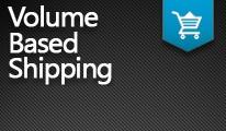 Volume Based Shipping