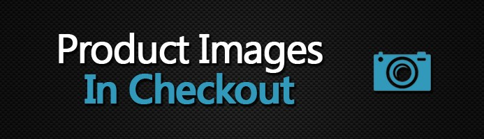Product Images In Checkout (VQMod)