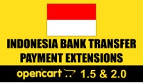 Indonesia Bank Transfer Payment