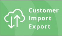 Customer Import / Export