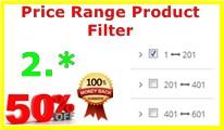 Price Range Product Filter