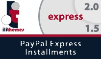 PayPal Express Installments