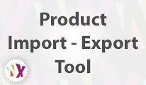 Product Import Export Tool - Multilanguage (1.5x and 2.x)