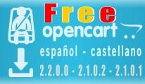✔ Spanish opencart 2.2.0.0 2.1.0.2 - 2.1.0.1 - Español