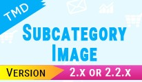 TMD Subcategory Image Module 2.x