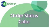 Order Status Color (OC 1.5.x & OC 2.x supported)