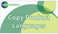 Copy Product Languages