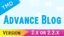 TMD Advance Blog Module