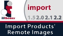 Import Products' Remote Images