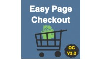 Easy Page Checkout OC V 2.2