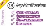 Age Verification / Fancybox pop-up
