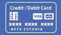 Nets Estonia Card Payments / kaardimaksed