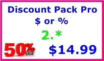 Discount Pack Pro