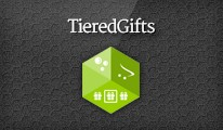 TieredGifts - Create gift tiers and increase customer cart total