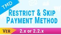 Tmd Restrict & Skip Payment Method
