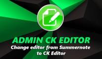 Admin CK Editor