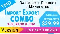 Import Export Combo (multilanguage)