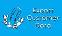 Export Customer Data