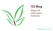 TLT Blog: Blogs and Information Extension for Opencart 2.x