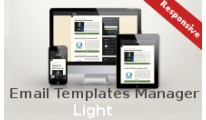 Email Templates Manager Light for OpenCart 2