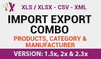 Import Export Combo Multilanguage (1.5x and 2.x)