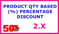 PRODUCT QTY BASED (%)PERCENTAGE DISCOUNT