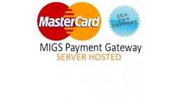 MIGS Server Hosted (3-Party/SHA256) Payment Gate..