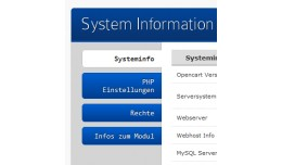 German Translation for SystemInfo