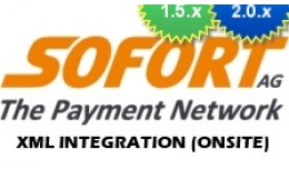 Sofort XML Payment Integration (1.5.x/2.x/3.0)