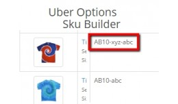 Options Boost 2.0 - Uber Options - Sku Builder (..