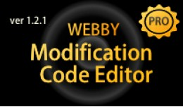 Modification Editor / Ocmod Quick Edit Ver 1.2.1