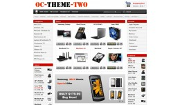 Oc-ThemeTwo - Opencart 1.5x template