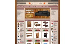 Autumn - furniture opencart 1.5.x template