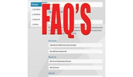 Frequently Asked Questions  - FAQs - v1.5+ and v..