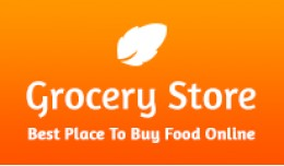 Grocery Store OpenCart Theme In Orange Color