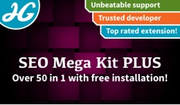 SEO Mega Kit PLUS - Complete SEO Friendly URLs -..