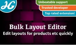 Bulk Layout Editor (quick editor) for 1.5.X