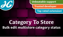 Bulk add categories to store 1.5.X